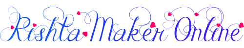 Rishta Maker Online | Shaadi, Marriage, Rishta